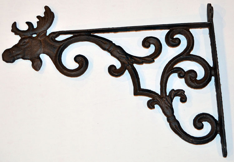 Cast Iron Wall Bracket