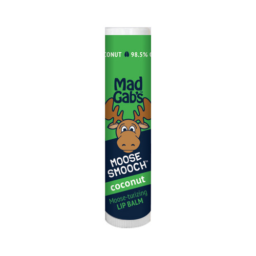 Mad Gab's Coconut Moose Smooch Stick Lip Balm