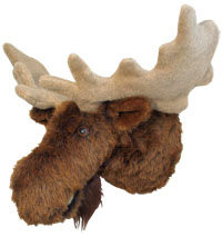 Jack - XX-Large Moose Trophy Mount