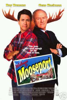 Welcome to Mooseport Movie Poster